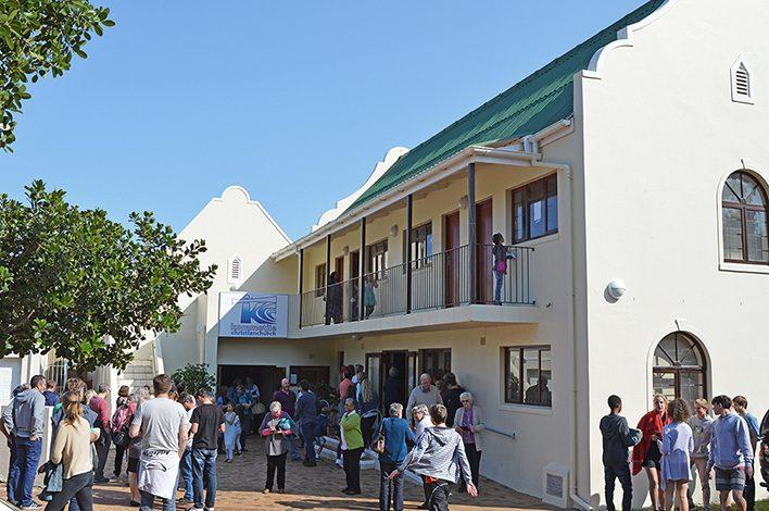 Churches in Cape Town